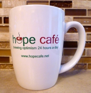 Hope Cafe Mug cropped