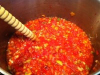 Salsa Cooking