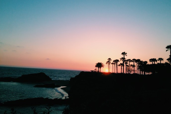 Laguna Sunset sent in by Katelyn South