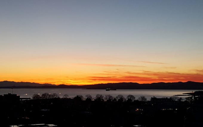 Solstice Eve in Victoria, B.C. Photo by Jill Marie Cameron.